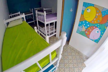 Suite no Vilarejo da Praia do Perequê
