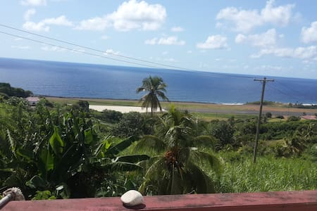 SPECTACULAR ATLANTIC VIEW - Kingstown