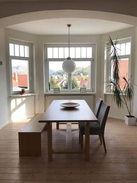 Schöne helle Wohnung im Zentrum von Wernigerode