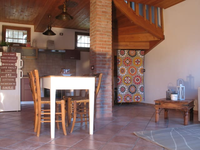 Casa di Nonna Silla - Cison di Valmarino - Huis