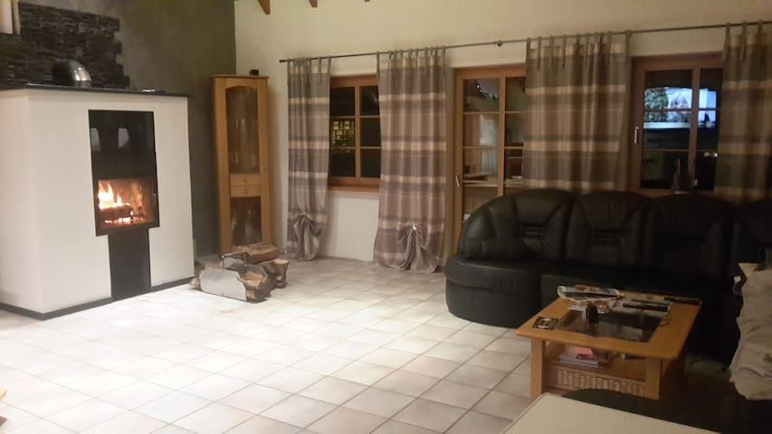 180qm Wohnung 1km zum Elsass(Frankreich) - Berg (Pfalz)