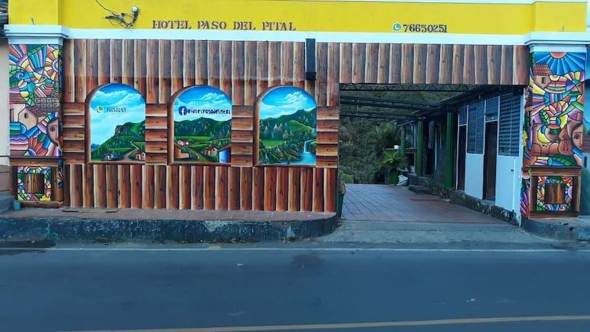 Hotel y Restaurante paso del Pital