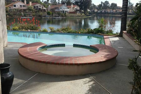 1 room, 2 beds Welcome to the lake! - Moreno Valley - Ev