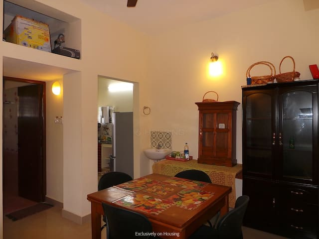 Home stay at ECR- Near Cholamandal - Chennai - Apartament