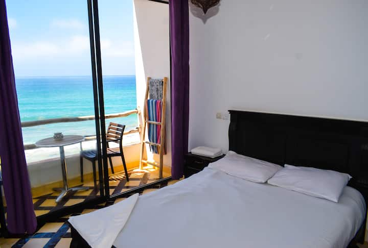Bouad Seafront Double Bed Ensuite