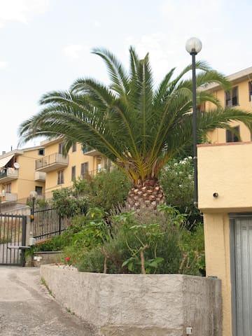Bilocale vicinanze Palinuro - San Nicola - Wohnung