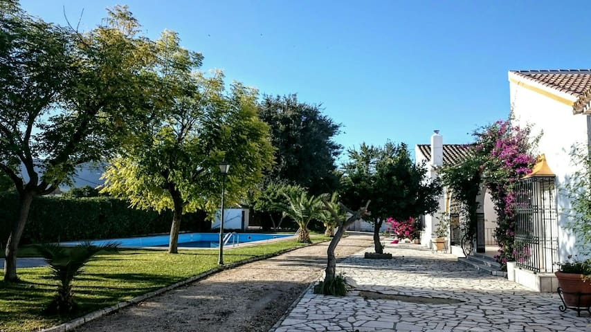 Stunning Andalusian Villa Retreat - Lora de Estepa