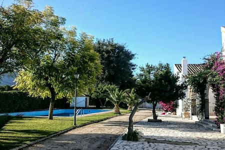 Stunning Andalusian Villa Retreat - Lora de Estepa - 別荘