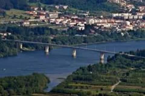 Piso en Goián, Tomiño. 4km de Portugal, Cerveira.