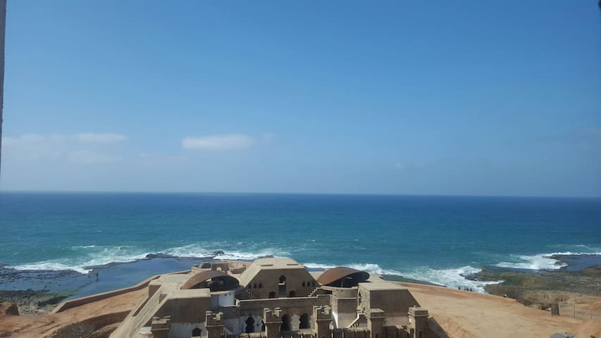 Amazing views from modern apartment - Rabat - Apartamento