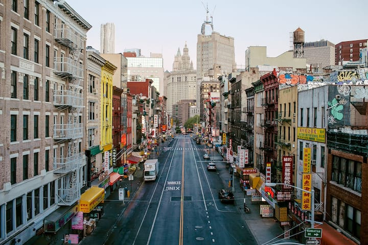 Streets of China Town