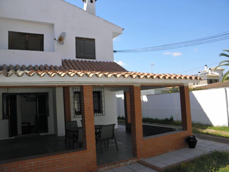 Casa en valdelagrana cerca la playa maisons louer el - Casa puerto santa maria ...