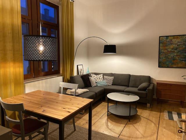 Charmantes 2-Zimmer-Apartment im Szeneviertel