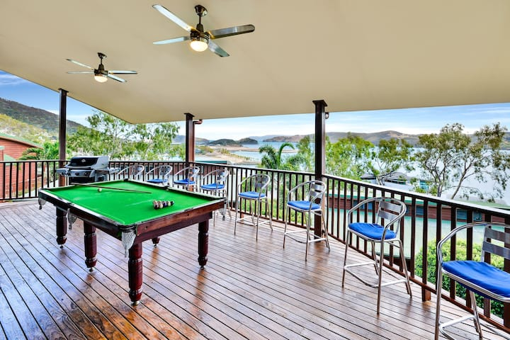 3 B/R Villa, Great Views, Buggy -Hamilton Island