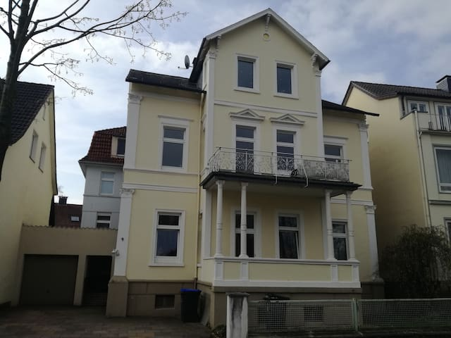 Beautiful house in central Detmold