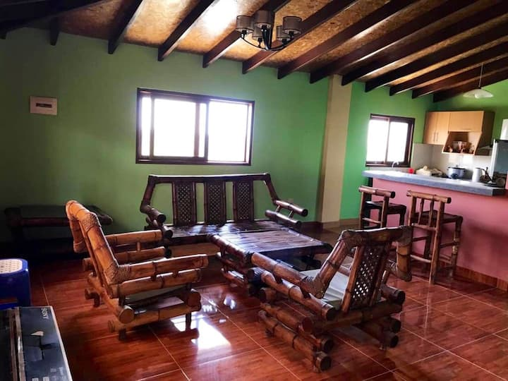 Tiki Style Private Apartment near Mancora Beach