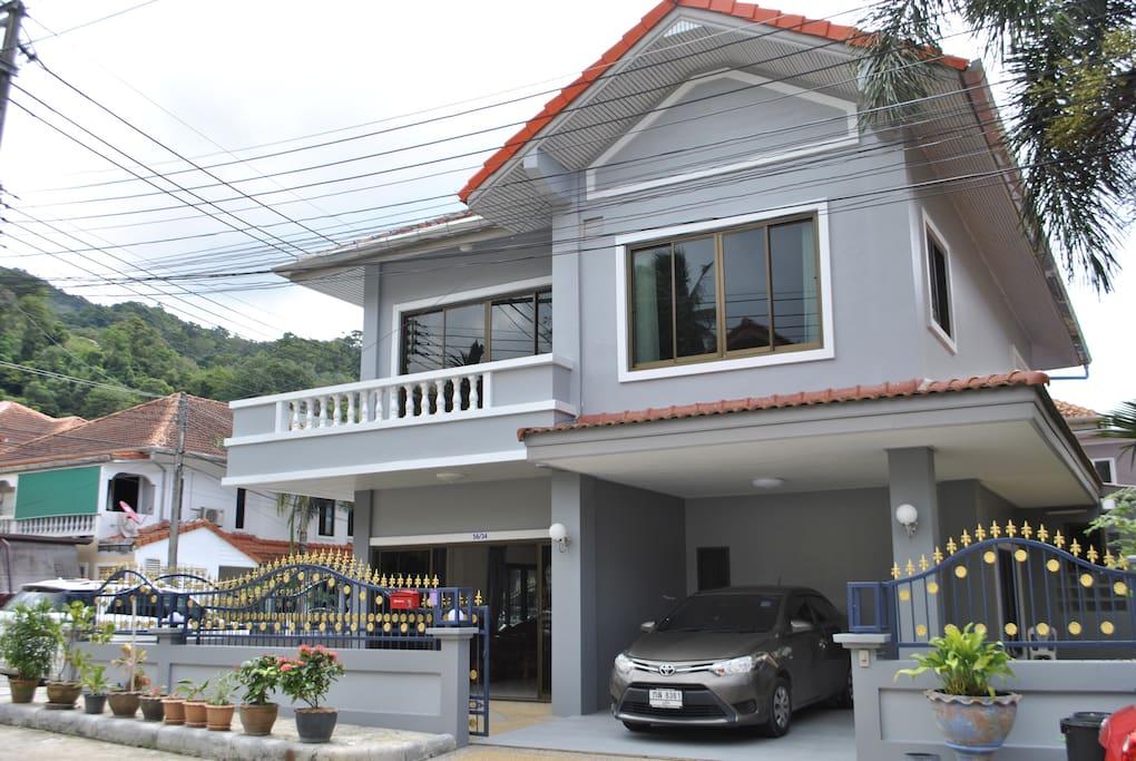 kenzo villa h user zur miete in tambon patong chang wat phuket thailand. Black Bedroom Furniture Sets. Home Design Ideas