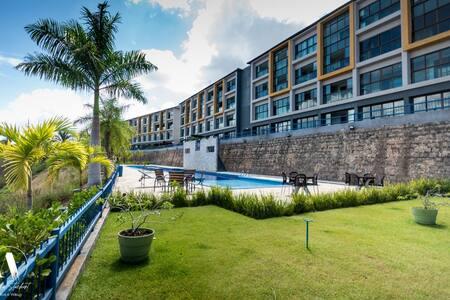 Apartamentos no Alto da Serra em Bananeiras