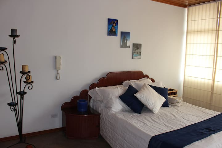 Comfortable room in a beautiful house - Bogotá - Casa