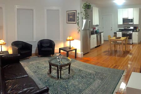 MASSIVE, MODERN & LUXURIOUS Union Sq. Private Room - Somerville