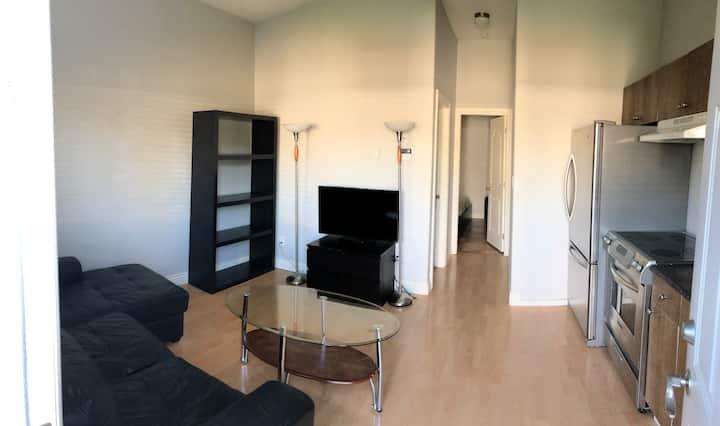 Beautiful 1 Bedroom Suite in New Home