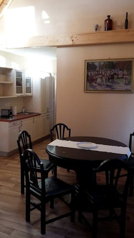 Lovely studio in Rohatec - Rohatec - Appartement
