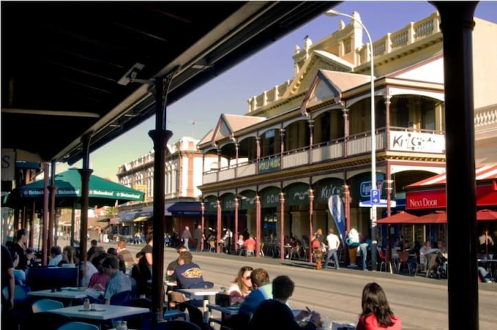 Gregs Fremantle Recommendations for you!