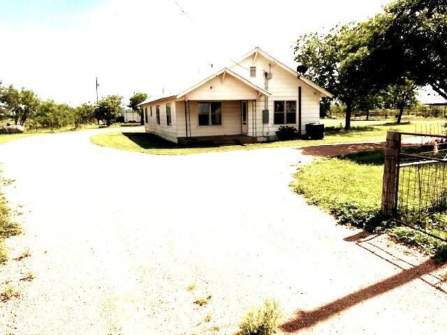 Paint Rock 49:  House  rental