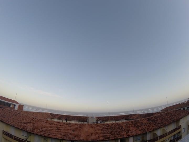 Apto no centro de Capão da Canoa - 1 quadra do mar