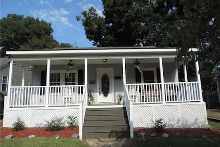 UPDATED CLEAN, BIG YARD,CHARMING UNIQUE HOME. - Rock Hill