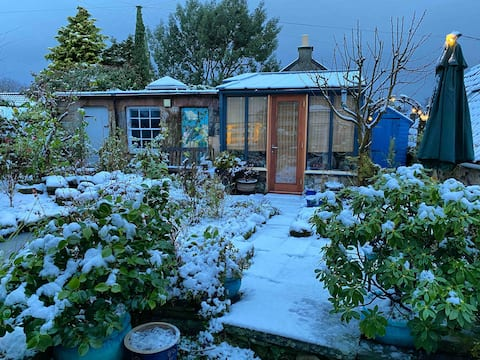 ❤️ Cottage experience in the heart of Falkland! ❤️