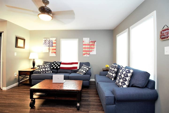 The Patriot Suite★ 5min WPAFB, Families, Laundry!