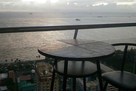 great views....great reviews - Manila
