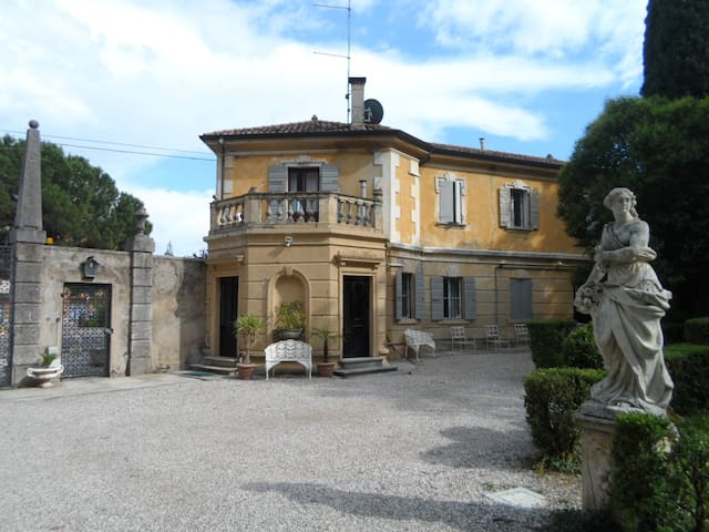 THE  GATE KEEPERS LODGE - San Pietro In Cariano - Villa