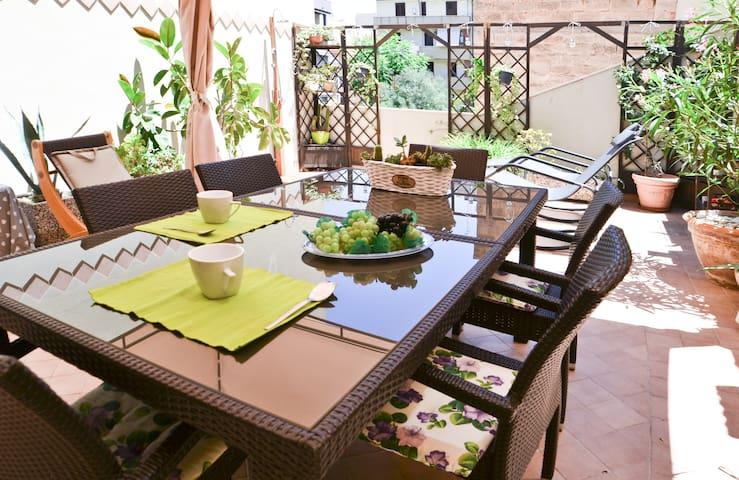 La casa di Tiziana Flat Alghero Sardinia