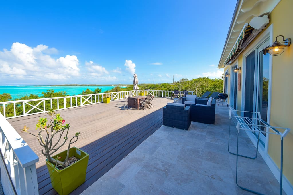 Best View In Exuma Stunning House With Pool Houses For