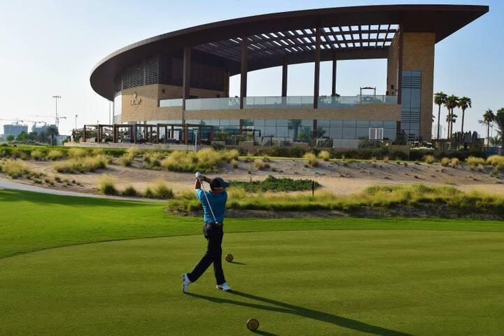 Luxury Dubai Townhouse on Stunning Golf Course
