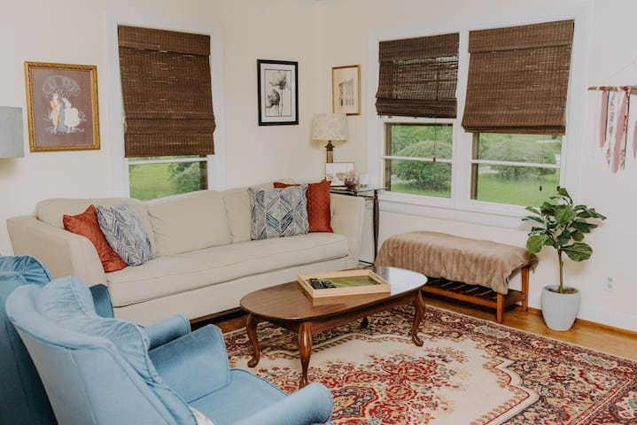 Charming Mid-Century Home Close to Downtown