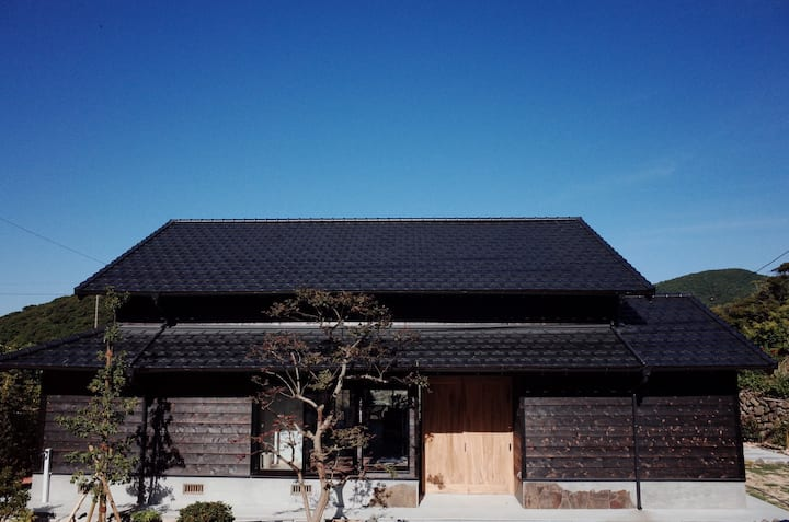 GOTO Island Traditional House [奥音/Okune]
