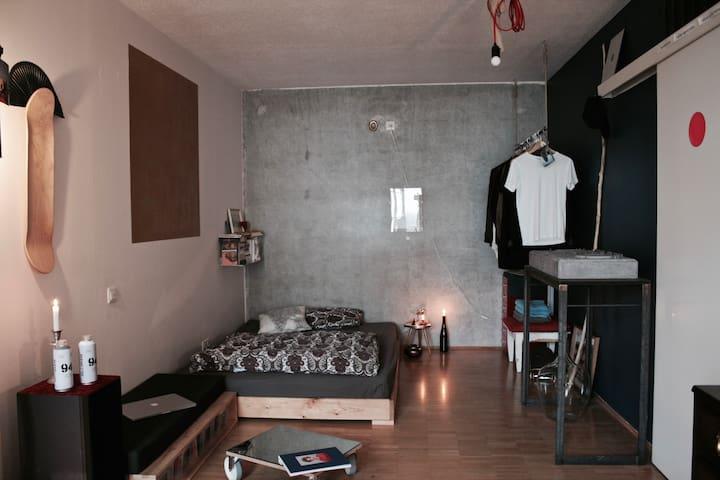 bright & central. - München - Apartment