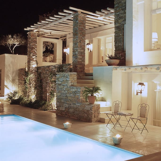 Outdoor, Pool View