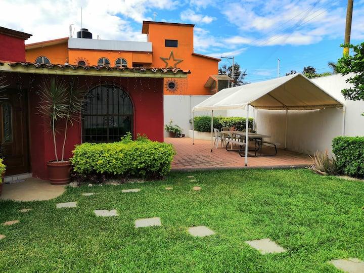 Casa Monte Albán  (8 Huéspedes)