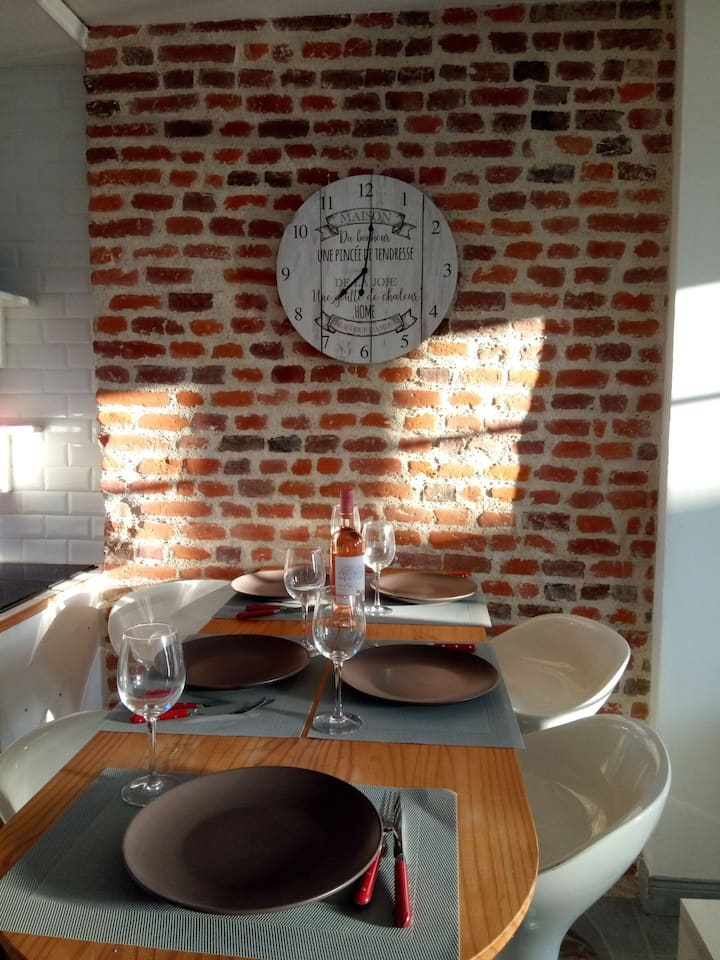 House in Normandy, 20min from Deauville - Honfleur