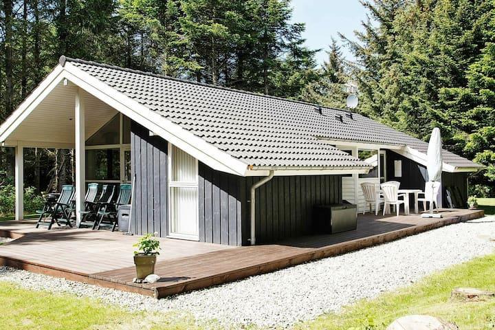Serene Holiday Home in Løkken with Sauna