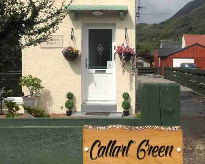 Callart Green, private & peaceful highland retreat