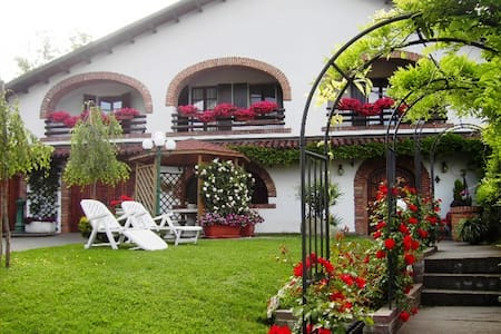 "B&B Olimpia ""Monferrato e relax"" - San Salvatore Monferrato - Penzion (B&B)"