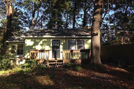 Backyard Artist Retreat - Greensboro
