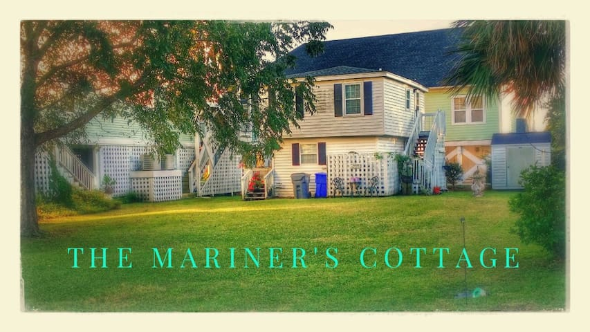 The Mariner's Cottage - Carolina Beach - Byt