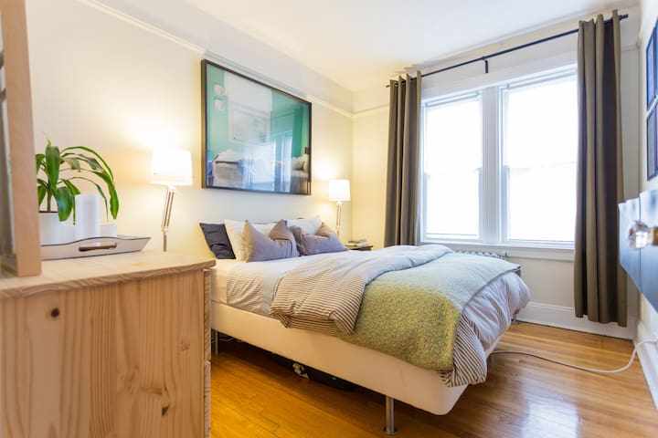 Astoria Heights Gorgeous Guest Bedroom