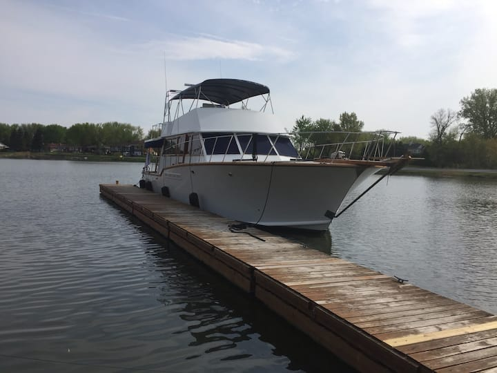Amazing 53' Sport Fisher